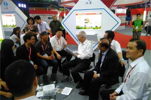江苏组团参加东莞两岸青年就业创业研讨会