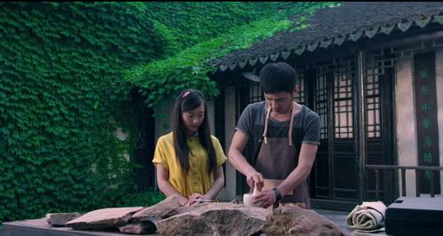 《赭》于2014年7月1日在法国开拍,主人公由常熟,新加坡两届电影电影隐爱介绍图片